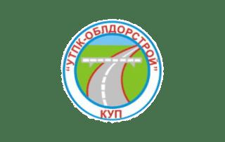 логотип облдорстрой